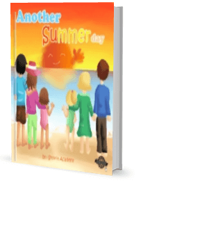 another summer day- Hebrew learning
